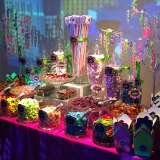 Gambling and Poker Themed Candy Bar by B.CANDY