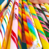 Circus sticks in every flavor imaginable!