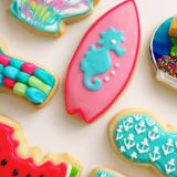 Sea life cookies!