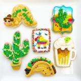 Cinco De Mayo cookies.