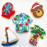 Boat parade cookie assortment!