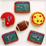 Football season cookies!