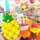 Pineapple sugar cookie!
