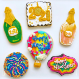 New Year Cookies - 2021!