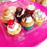 The 6-Pack You've Always Wanted - Assorted Mini Cupcakes