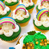 Pot of Gold - Saint Patty's Day Mini Cupcake