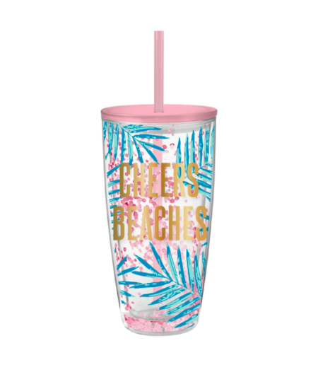 Cheers Beaches Tumbler
