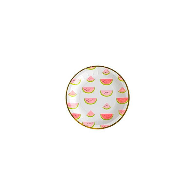 Watermelon Plate 2
