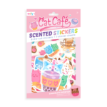 Ooly Cat Cafe Scented Stickers 1