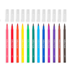 Brilliant Brush Markers Set Of Twelve 2