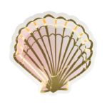 Clam Shell Die Cut Paper Plates 2