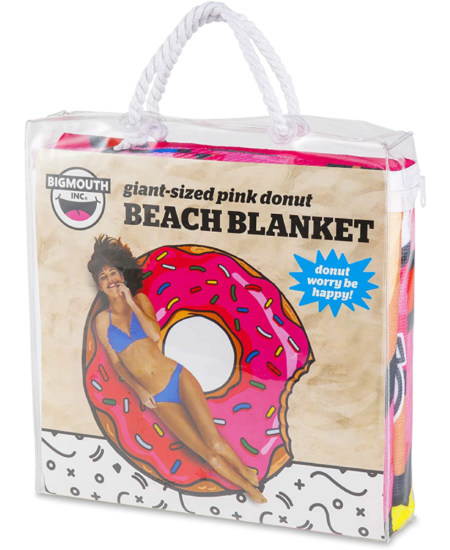 Donut Beach Blanket 1