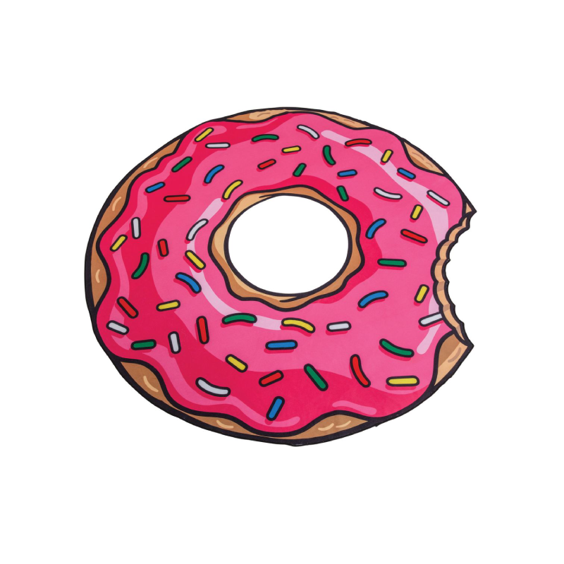 Donut Beach Blanket 3
