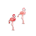 Flamingo Emery Board 2