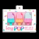 Icy Pop Erasers 1