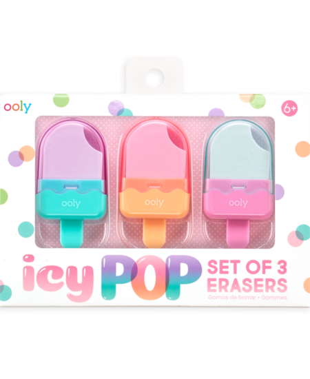 Icy Pop Erasers 1