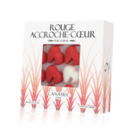 Rouge Heart Sugar Cubes 1