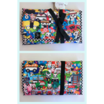 Sushi Cars Changing Pad Option A