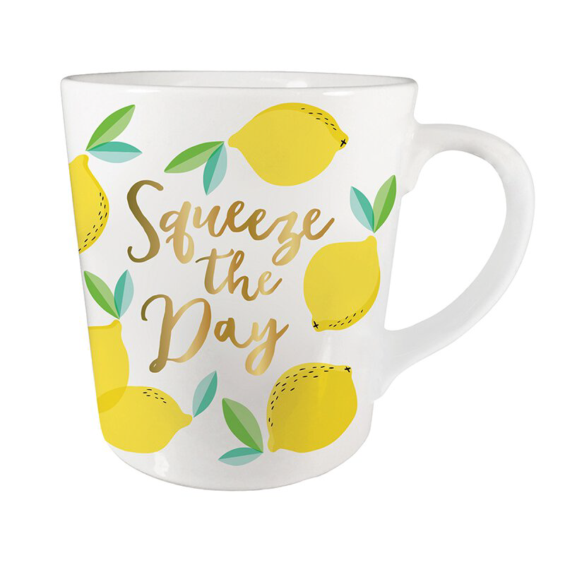 Squeeze The Day Mug 1