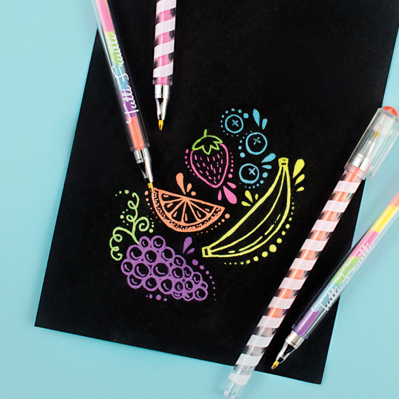 Totally Taffy Scented Gel Pens 3