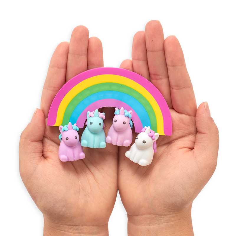 Unique Unicorns Scented Erasers 2