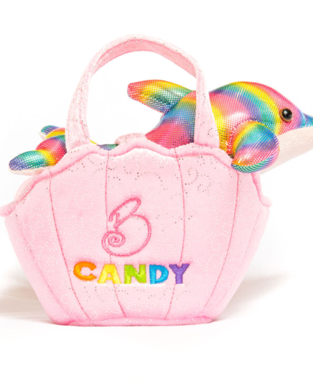 B.CANDY x Aurora Dolphin Fancy Pals Pet Carrier 1
