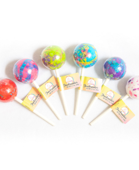 B.CANDY Jawbreaker Lollipop 1
