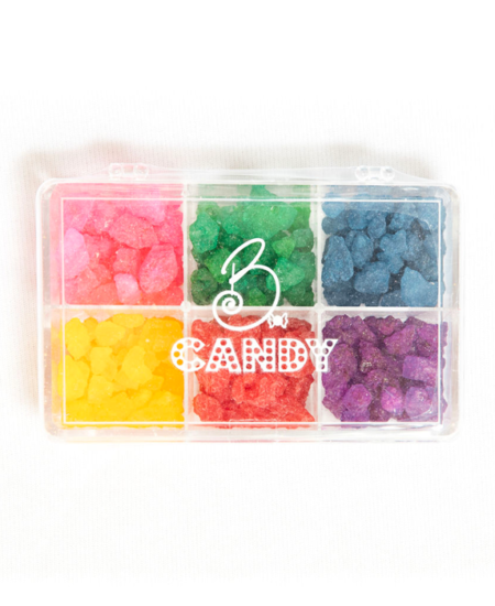 B.CANDY Rock Candy Box