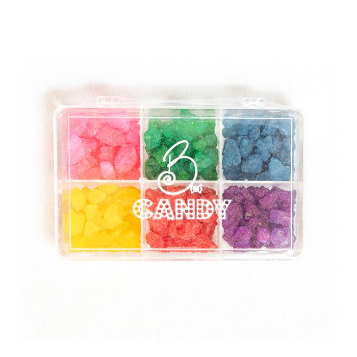 B.CANDY Rock Candy Box