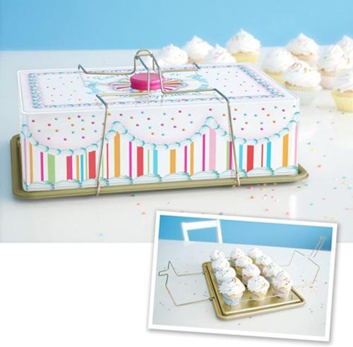 Glitterville Cupcake Carrier
