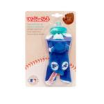 WubbaNub Dodgers Pacifier 2