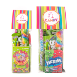 B.CANDY Deluxe Candy Bags Green