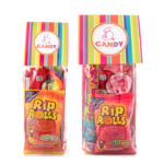 B.CANDY Deluxe Candy Bags Red
